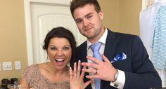 Getting ready for their honeymoon #Ringsforthekings