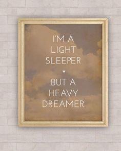 Dreamer..