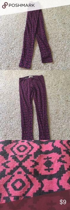 Sweater Leggings Never worn! PINK Victoria's Secret Pants Leggings
