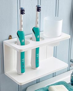Electric Toothbrush Stand | House of Bath