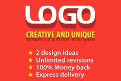 design logo PROFESSIONAL and  creative
