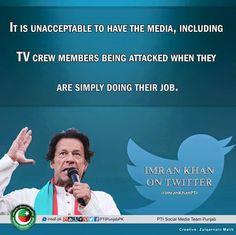 [ Imran Khan Tweet ]