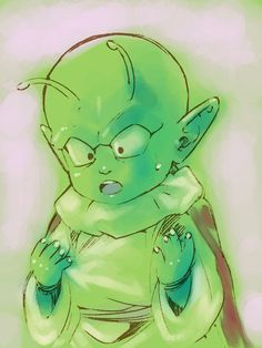 Dragon Ball Z - Dende, what can I say I like the Namekians they're so peaceful. ^_^