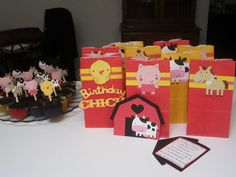 Farm Birthday Party - Create a Critter Cartridge [2000099] - Cricut Forums