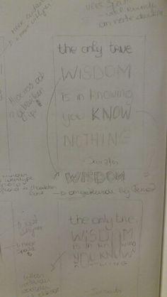 Fase 2 - concept 2 - wisdom vs  knowledge