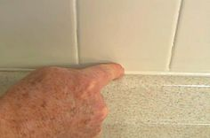 How to Remove and Apply Caulks and Sealants Smoothly • Ron Hazelton Online • DIY Ideas & Projects