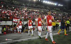 Santa Fe Finalista Copa Sudamericana (2 de 1)