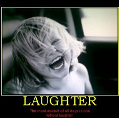 ......to make this little girl laugh.....