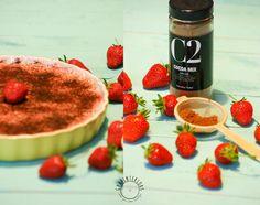 Erdbeer-Philadelphia-Torte @ grafinteriors  #strawberry #ichbacksmir #erdbeeren