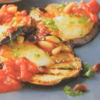 Recepten en zo: Gegratineerde aubergine (gourmet)
