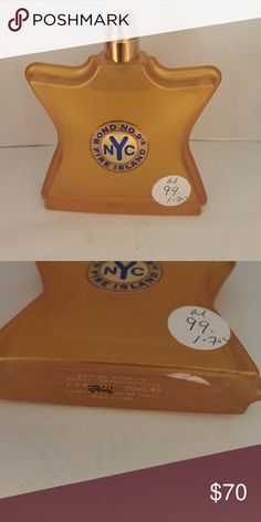 Bond No.9 fire island NYC perfume Fire island NYC perfume womens 1.7oz genuine no box and capless  the photo is real No personal use is totally new without a lid the perfume is intact NYC Other