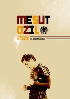 Mesut Ozil #ozil #madrid #diemannschaft