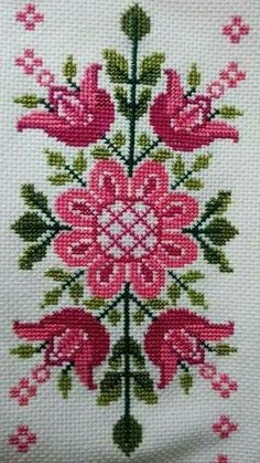 This Pin was discovered by müf Cross Stitch Letters, Cross Stitch Borders, Cross Stitch Samplers, Modern Cross Stitch, Cross Stitch Flowers, Cross Stitch Designs, Cross Stitching, Cross Stitch Embroidery, Stitch Patterns