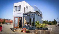 丹麥回收貨櫃屋計劃 CPH Village 打造平價學生租屋 - DECOmyplace 新聞