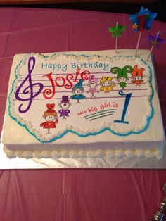 Birthday Cake Image For Josie : 1000+ images about Coles birthday on Pinterest TVs ...
