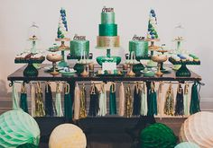 Minted and Vintage | photo by Mr Haack | 100 Layer Cake