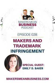 Let's talk about trademarks. As a Maker, you need to know about trademark infringement and how to avoid it! We've got what you need to know. Let Them Talk, Let It Be, Front Door Decor, How To Make Wreaths