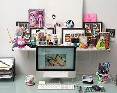 creative desks: ted vadakan & angie