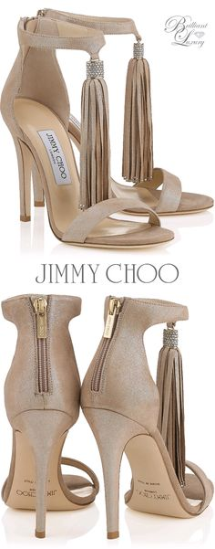 Brilliant Luxury * Jimmy Choo 'Viola' FW 2015