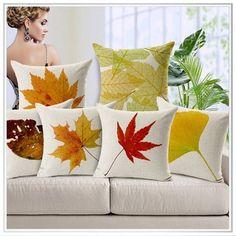 Home Textile Digital Printed Sofa Cushion Cover ,custom made cushion