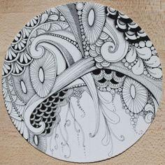 Zendala by Chelsea Kennedy CZT - Artistic Intentions
