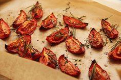 (oven) gedroogde tomaten
