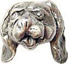 Rosalie Sherman Designs U0027Mimiu0027 Head Dog Cabinet Knobs
