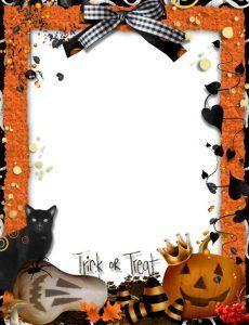 Halloween Frame ~ Il Magico Mondo dei Sogni