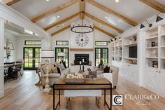 Clark & Co Homes 2016 Spring Model Home
