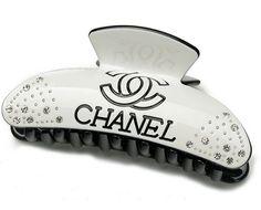 chanel hair clip