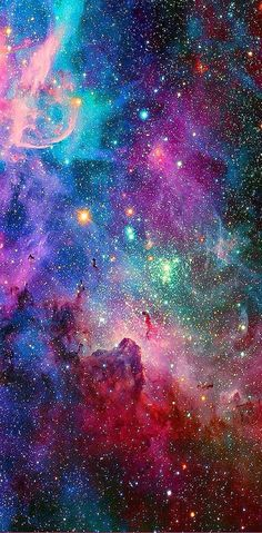 Colorful Galaxy wallpaper by K_a_r_m_a_ - 153b - Free on ZEDGE™