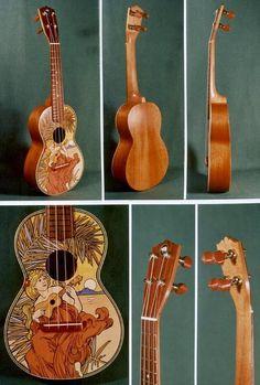 Black Bear Guitars and Ukuleles |