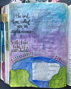 #craftedword #kristiematthewsdesigns #journalingbible #biblejournaling #icolorinmybible #illustratedfaith #biblejournal #journalbible
