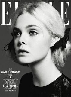 Elle Magazine Nov 2012, Elle Fanning by Thomas Whiteside http://models.com/work/elle-women-in-hollywood-2/132246