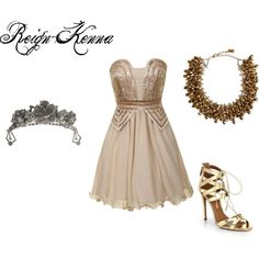 """Reign-Kenna"" by rebecca-fitzpatrick on Polyvore"