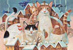 Salomėja and Postcards