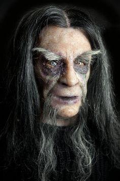 "Silicone Mask ""Witcher"" Halloween, Human Mask, Terrifically Realistic, Custom Mask, Pro High Quality #SkinWartsCause"