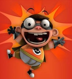 Chum Chum in Fanboy and Chum Chum