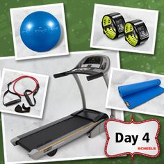 2a4291170ec2 Enter to win Scheel s Day 4 prize package  Home Fitness products provided  by AFG