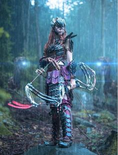 Cosplay Horizon Zero Dawn