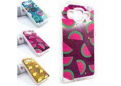 Guili Guili Fundas y Accesorios Para Smartphone: Funda Case Galaxy Grand Prime Brillos Estrellas Glitters Diseño - Kichink!