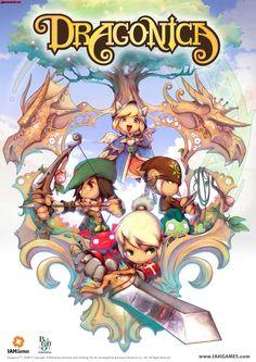 Dragonica fantasy adventure story