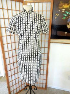Vintage 60er Jahre Cheongsam Silk Kleid in von calivintage54