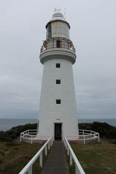 Cape Otway Lighthouse + Tour A Lighthouse