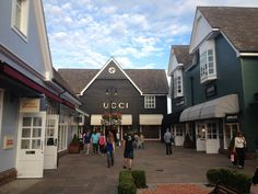Bicester Village in Bicester, Oxfordshire