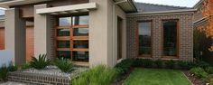 Urban One Bricks - Austral Bricks, Largest Bricks Supplier Exterior Wall Tiles, House Exterior Color Schemes, Exterior Colors, Brick Roof, Brick Pavers, Brick Homes, House Front, My House, Livable Sheds