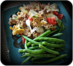 Committed to Get Fit: Clean Eating Taco Casserole