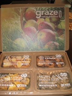 Graze Review - My first subscription box!