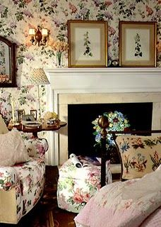 English Country cottage love