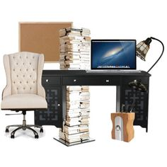 thewritesprite's perfect home office